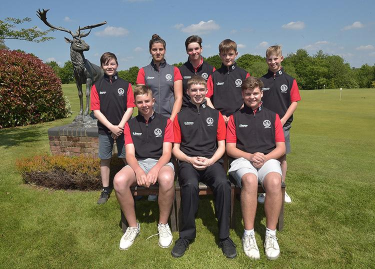 Junior Golf Team