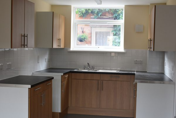 Barnet Homes Kitchen