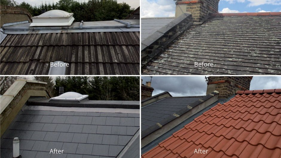 Network Homes Roofs