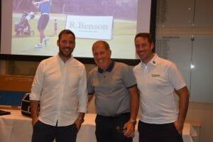 R Benson 2018 Charity Golf Day