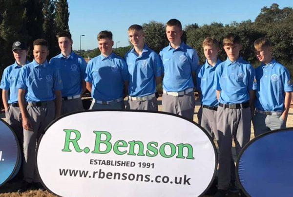News Golf Team Sponsor