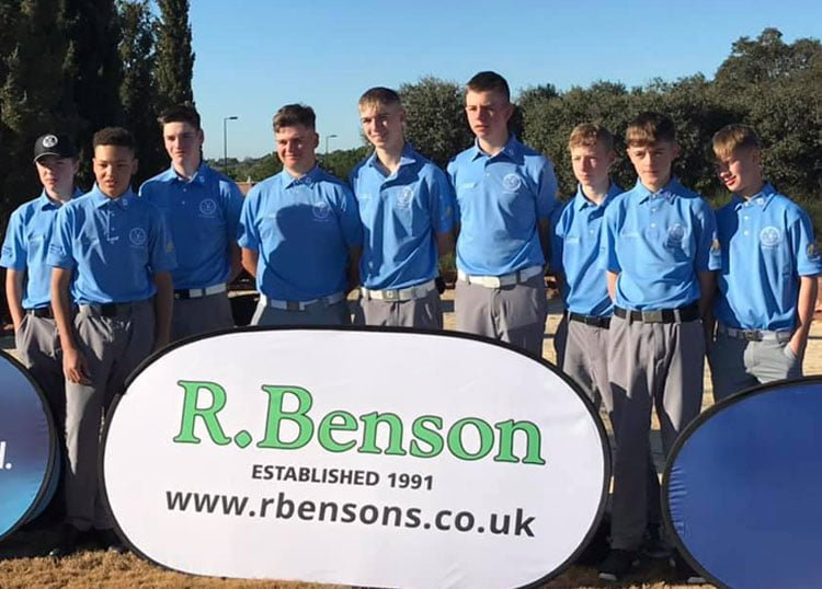 News Golf Team Sponsor