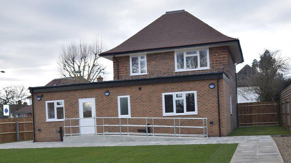 Residential Refurbishment, Adaptation & Extension for Barnet Homes
