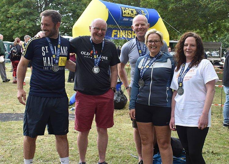 NEWS ITEM St Albans Half Marathon