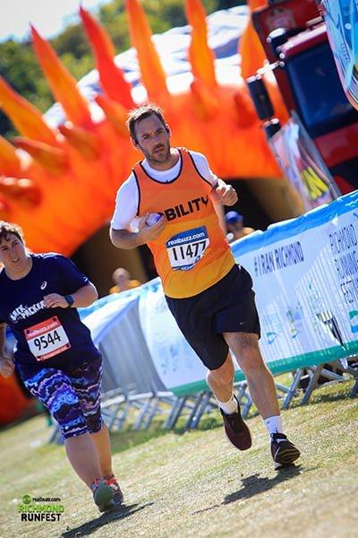 Marcus Neal Marathon