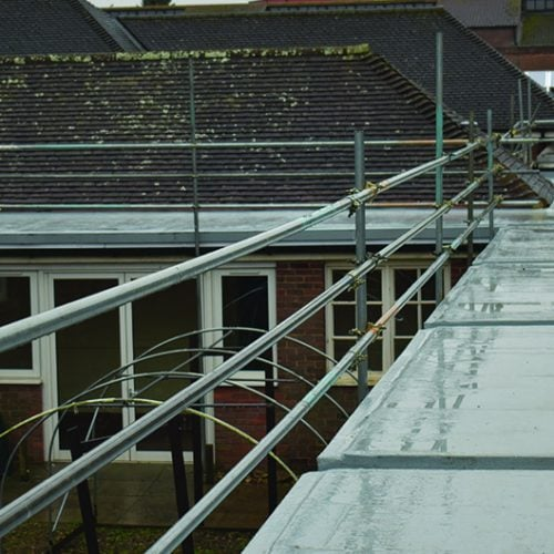 Langley Flat Roof