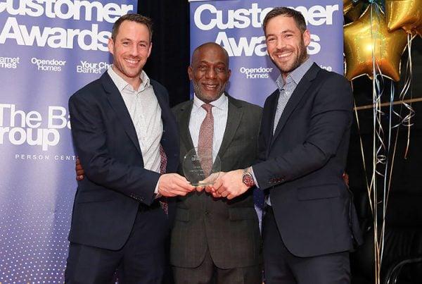 Social Value Award - Russell Tim Marcus