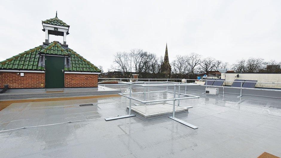 Roof Renewal