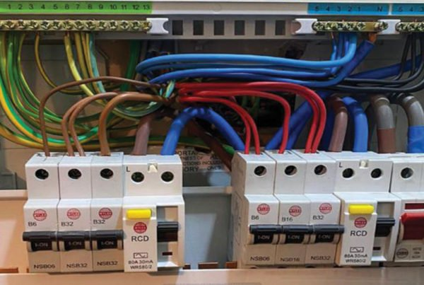 Electrical Reports Consumer Unit