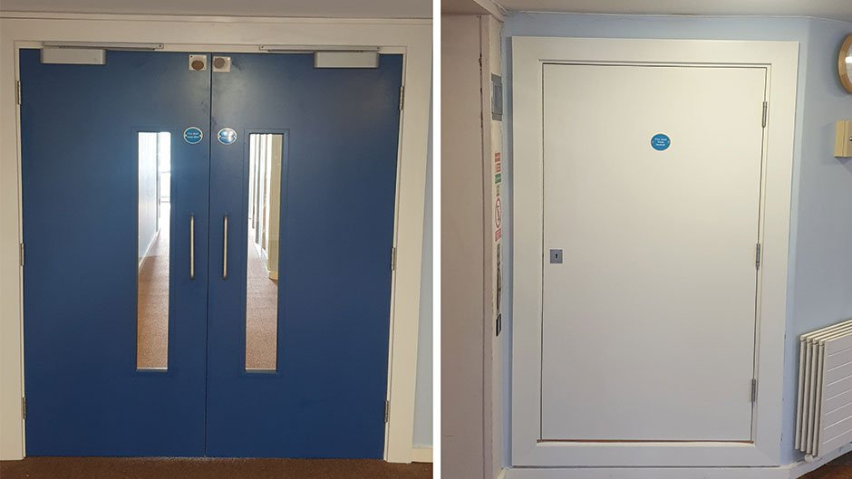 Fire Doors and Stopping