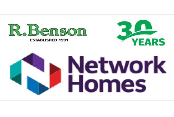 R Benson 30 Years Network Homes