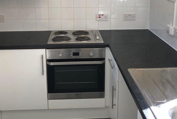 New kitchen installed for St Mongo's
